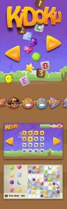 Kidoku mobile game design