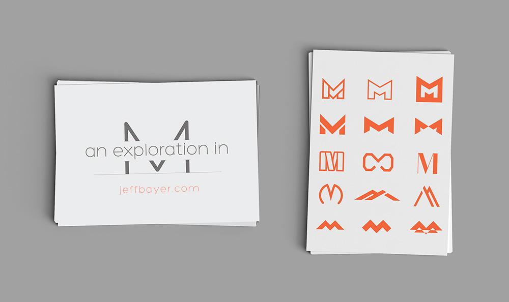 M logo marks iteration