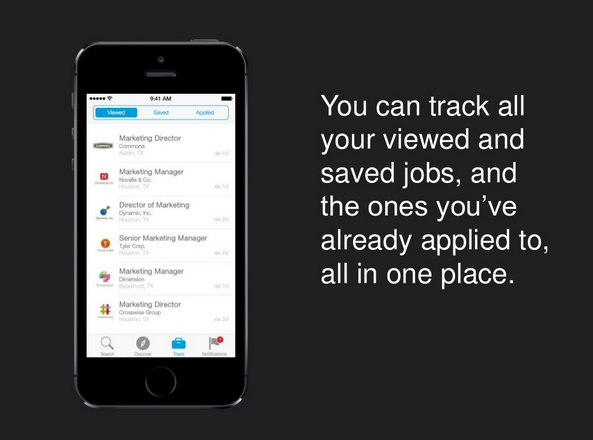 linkedin jobs app