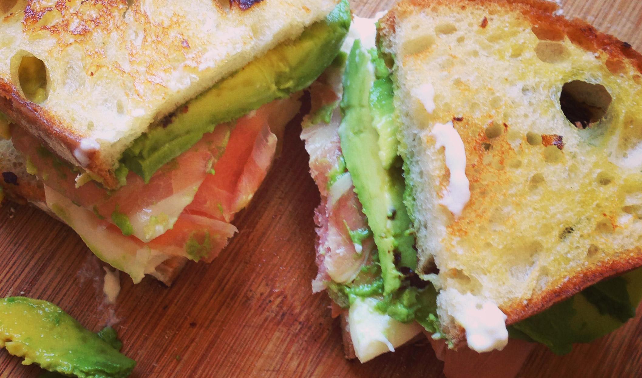 Amazing Sandwiches